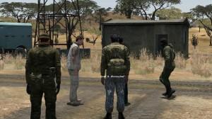 Kamapnia Role negocjacje w obozie