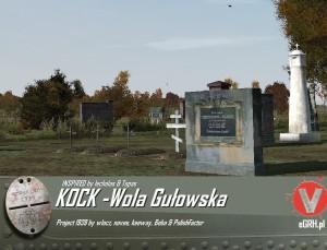 Wola Gulowska cmentarz wschod 2
